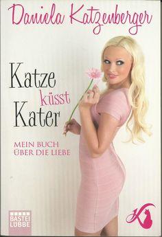 Die #Katze ist wieder in the House!!! Diesmal sucht sie ihren #Kater und lässt uns an ihrem vergangenen #Liebesleben teilhaben.  Daniela Katzenberger mit Katze sucht Kater  http://www.angel-bazar.com/Katze+k%FCsst+Kater+von+Daniela+KatzenbergerZZAuktionZZ31122ZZidZZitem