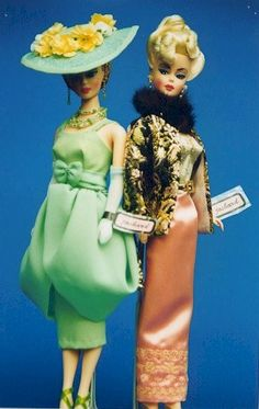 Joshard Originals Barbie dolls