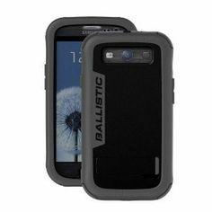 BALLISTIC EV0951-M105 Samsung(R) Galaxy S(R) III Every1 Case (Black)  Price : $24.99 http://www.yamabay.net/BALLISTIC-EV0951-M105-Samsung-Galaxy-Every1/dp/B0093F6C3M