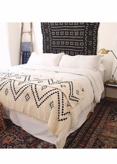 Soft-Washed Linen Duvet   |   Pinned by TOPISTA.COM