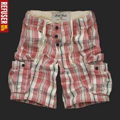 2017 New Brand Clothing Men's Shorts Summer Casual Cotton Shorts Men Casual Plaid Striated Shorts Fashion Print Men Shorts