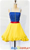 Snow White Princess Cosplay Costume Retro Cosplay