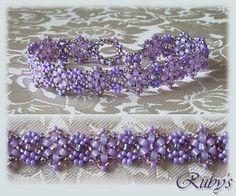 bracelet - lots of step by step designs