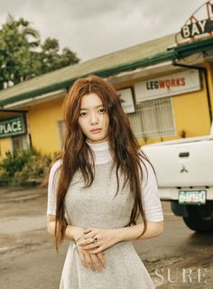 Style Korea: The Art of Korean Fashion • Kim Yoo Jung for Sure Korea February 2016....