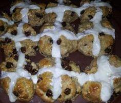 Recipe Gluten Free Chocolate Hot Cross Buns by alimicboo - Recipe of category Baking - sweet