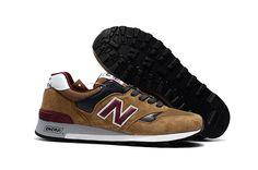 New Balance 577 Women's Brown Shoes M577TBN