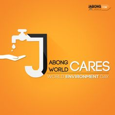 Today is #WorldEnvironmentDay. #Jabongworld cares! Do you? In the comments section, share some ideas to help the environment flourish, let others know what you think.