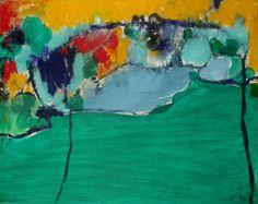 "Saatchi Art Artist Corinna Wagner; Painting, ""°°"" #art"