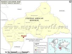 Where is Bangui