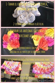 Remeras teñidas//técnica batik//remeras con anilina Remeras para el banderazo//PUD//UPD Tie Dye Crafts, Diy Crafts, Kid Dates, Tie Dye Techniques, Jace Wayland, Tie Dye Shirts, Painted Clothes, Superfly, Tye Dye