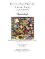 "Gallery.ru / karatik - Альбом ""Literate Dragon"" Dragon Cross Stitch, Fantasy Cross Stitch, Cross Stitch Designs, Cross Stitch Patterns, Cross Pictures, Earth Design, Kittens And Puppies, Heaven On Earth, Cross Stitching"