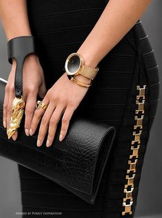 Little Black Dress Accessories  #LBD ~ Micah Gianneli Blog  | Purely Inspiration