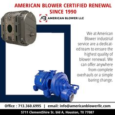Blower Services Houston Tx, American