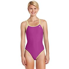 cae75a5c60 TYR Women s Double Binding Reversible Diamondfit Swimsuit -- Find out more  about the great product at the image link.