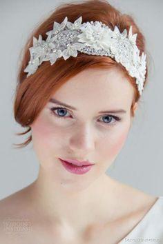0cd3ef597a1 Olivia Headpieces 2014 Bridal Accessories
