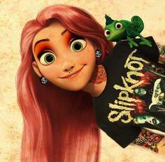 Rapunzel gone Alternative