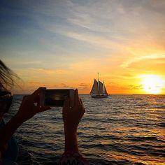 Eu e ele  #sunset #keywest