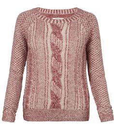 Lomond Jumper, Women, Knitwear, AllSaints Spitalfields