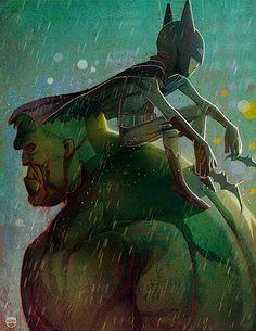 The Art Of Animation, Kizer Stone