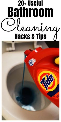 Cleaning Faucets, Bathroom Cleaning Hacks, Household Cleaning Tips, Laundry Hacks, House Cleaning Tips, Diy Cleaning Products, Cleaning Solutions, Deep Cleaning, Kitchen Cleaning