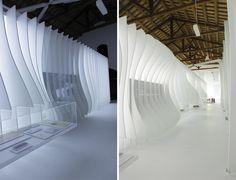 *카플리스키의 유작, 엔조 페라리 뮤지엄 [ future systems ] enzo ferrari museum, modena, italy :: 5osA: [오사]