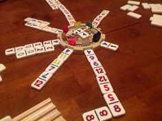 Dominoes train mexican rules pdf