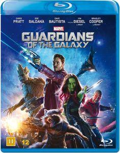 9,95e Guardians of the Galaxy (Blu-ray)