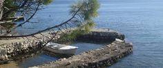 Viganj - Croatia - small boat marina - mandrač (mandrach)