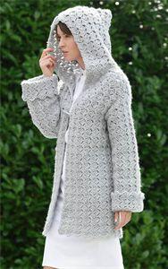 Hooded Jacket Pattern