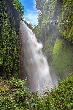 Blawan Waterfall (Bondowoso, East Java-Indonesia)
