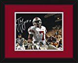 Buckeyes Ted Ginn Autograph