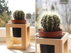 DIY Pflanzenständer Fotorahmen 11 Plant Stand using Photo Frames