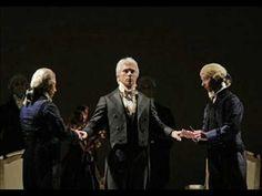 Dmitri Hvorostovsky as Baron Scarpia in Puccini's Tosca performs Te Deum