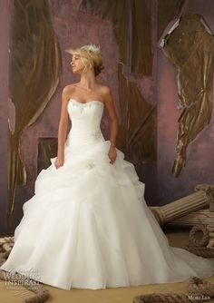 mori lee 1858 wedding dress. Omg!! So gorgeous!!!