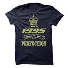 (Tshirt Coupons) made in 1995 [Tshirt design] Hoodies, Funny Tee Shirts