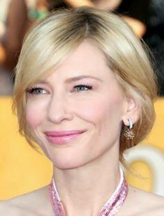 Cate Blanchett, sendo rica e divina!