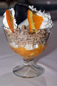 Hungarian Recipes, Punch Bowls, Oreo, Acai Bowl, Cooking Recipes, Pudding, Sweets, Smoothie, Baking