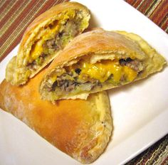 Homemade Runzas that will knock your socks off. What the hell is a runza, you ask? Talk to someone from Nebraska.