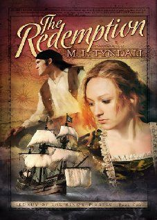 """The Redemption"" (Legacy of the King's Pirates book 1) by MaryLu Tyndall"