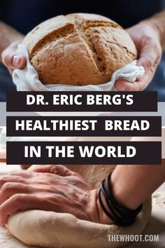 Healthiest Bread In The World - Dr Eric Berg Recipe | The WHOot