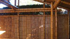 Garaje con Cubierta de Teja | Bambusa Estudio