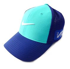 2015 Nike Tour Legacy Mesh Mens FlexFit Golf Cap New Vapor RZN Logo     67580307b08