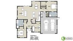 Cambridge Homes Auckland   Fitzroy Design