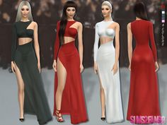 sims2fanbg's 113 - Desislava dress
