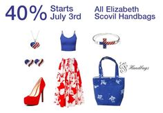 """4th Of July Fun"" by escovil on Polyvore"