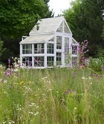 homemade greenhouse - Google Search