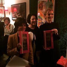 #delphinedevigan remporte le prix #audiolib pour son livre magnifique #dapresunehistoirevraie Bravo à elle ! #editionparis #grasset #publishinglife #