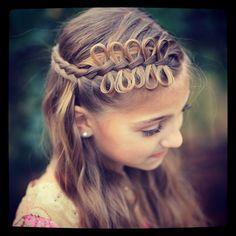 cute tween hairstyles - Google Search