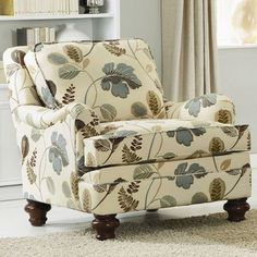 Blending stately style and casual elegance, this chic design brings eye-catching allure to your living room, den, or master suite.    Prod...