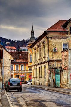 Brasov Romania, Europe, Places To Go, Around The Worlds, Mansions, Country, House Styles, City, Amazing